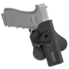 Tagua Push Button Lock Holster - Glock 17-22-31