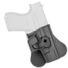 Tagua Push Button Lock Holster – Glock 43