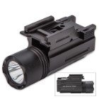 Tactical 200 Lumen Pistol Flashlight