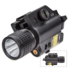 Green Laser Pistol Sight 200 Lumen Flashlight