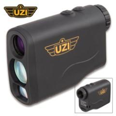 UZI Laser Rangefinder Plus – Up To 600-Yard Range, Fog Filter, Flagpole Scan, Speed Measurement, Water-Resistant