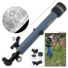Galileo 600mm x 50mm Refractor Telescope With Tripod