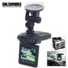 Idea Works Car Video HD Camera
