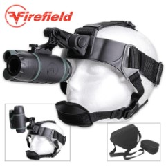 Firefield Monocular Night Vision Goggles with Headgear