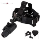 Sightmark 1 x 24 Night Vision Monocular Goggle Kit