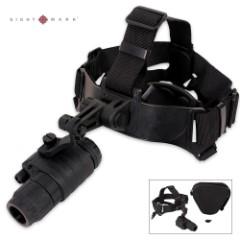 Sightmark 1 x 24 Night Vision Monocular Goggle Kit