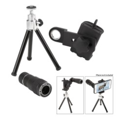 HookUpz Monocular With Smart Phone Adapter