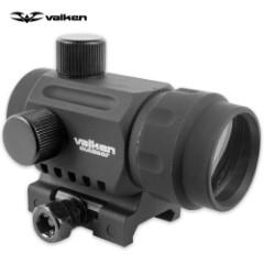 Valken V-Tactical 20mm Reflex Mini Red Dot Sight - Black