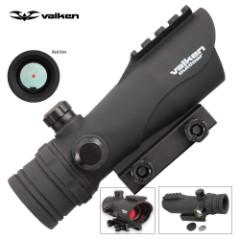 Valken V-Tactical 30mm Reflex Red Dot Sight - Black