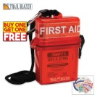 Lifeline Weather Resistant First Aid Kit - BOGO