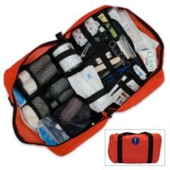Elite Orange Master Camping First Aid Kit