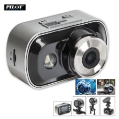 Dual Dashcam With WiFi