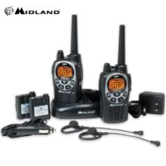 Midland 30-Mile 2-Way Radios
