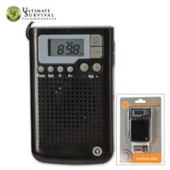 UST Weatherband Radio