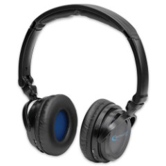 Wireless Headphones With Bluetooth Compatibility