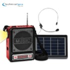 Solar Powered Rechargeable Speaker