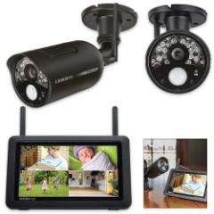 "Uniden Touchscreen HD Surveillance System – 7"" Monitor"