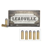 Leadville by Freedom Munitions .38 Special 125gr RNFP Rounds - Box of 50