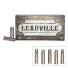Leadville by Howell Munitions .357 Magnum 125gr RNFP Rounds - Box of 50