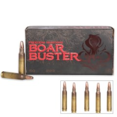 Freedom Munitions Boar Buster .223 Remington 64gr BSB - Box of 50