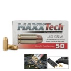 MaxxTech .40 S&W 180 Grain FMJ