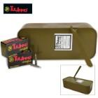 TulAmmo .223 REM 55 Grain Rifle Ammo Spam Can