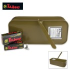 TulAmmo 9mm 115 Grain Ammo Spam Can 900 Rounds