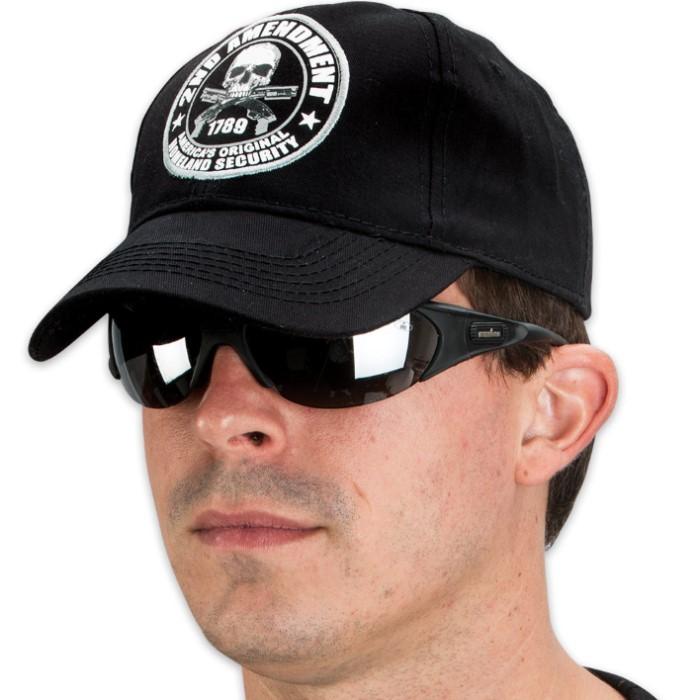 Second Amendment Ball Cap - Hat | Kennesaw Cutlery