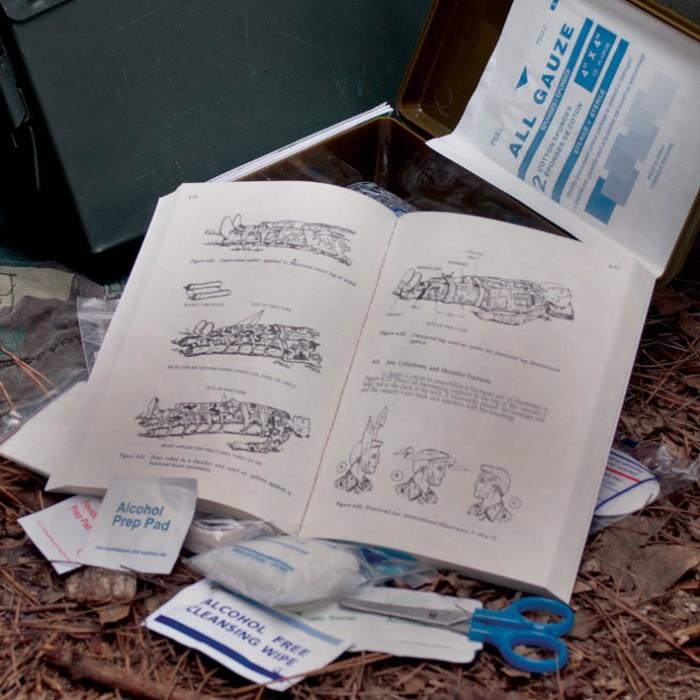 survival first aid manual pdf