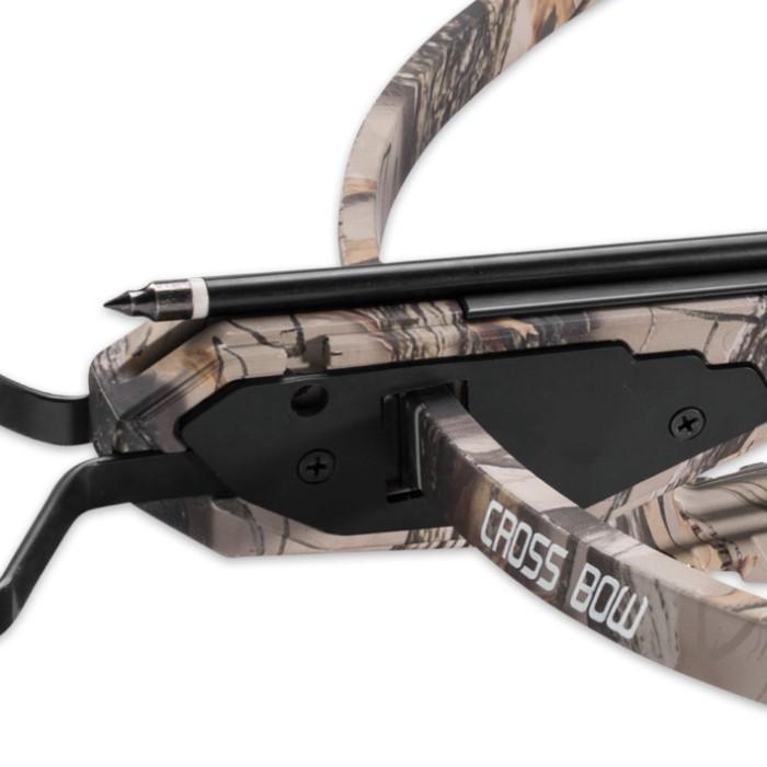 Jungle Sniper Tactical Recurve Crossbow | CHKadels com | Survival
