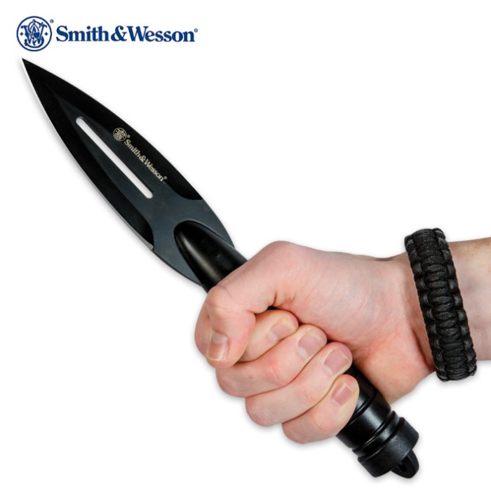 Smith & Wesson Survival Knife Spear Attachment