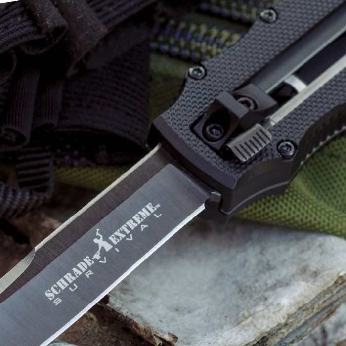Schrade Extreme First Generation OTF Assisted Opening Pocket