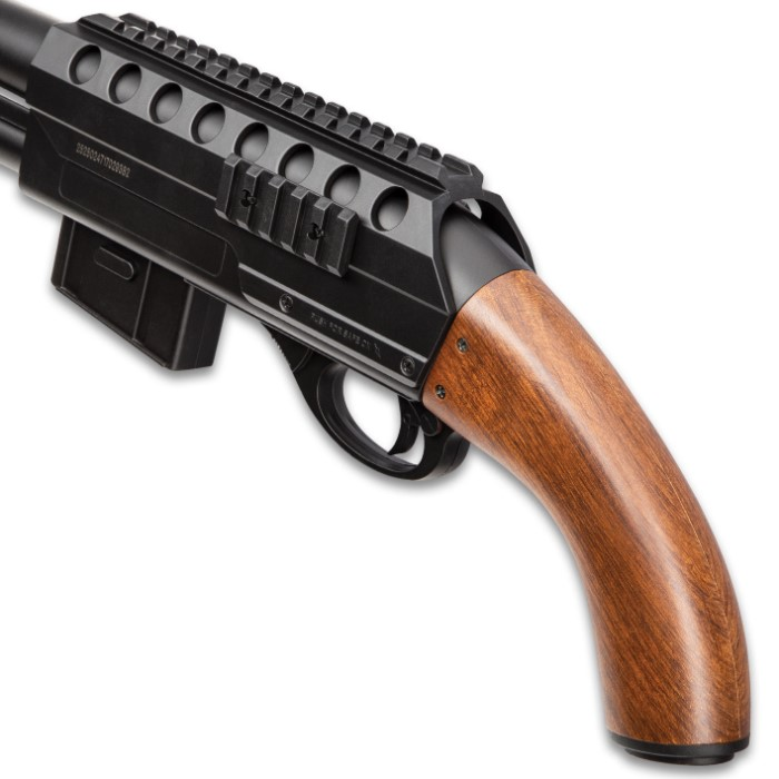 Double Eagle Sawed Off Spring Pump Airsoft Shotgun