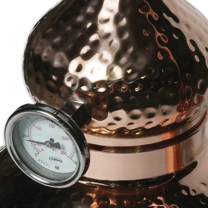 5 Gallon Alembic Copper Moonshine Still   CHKadels com   Survival