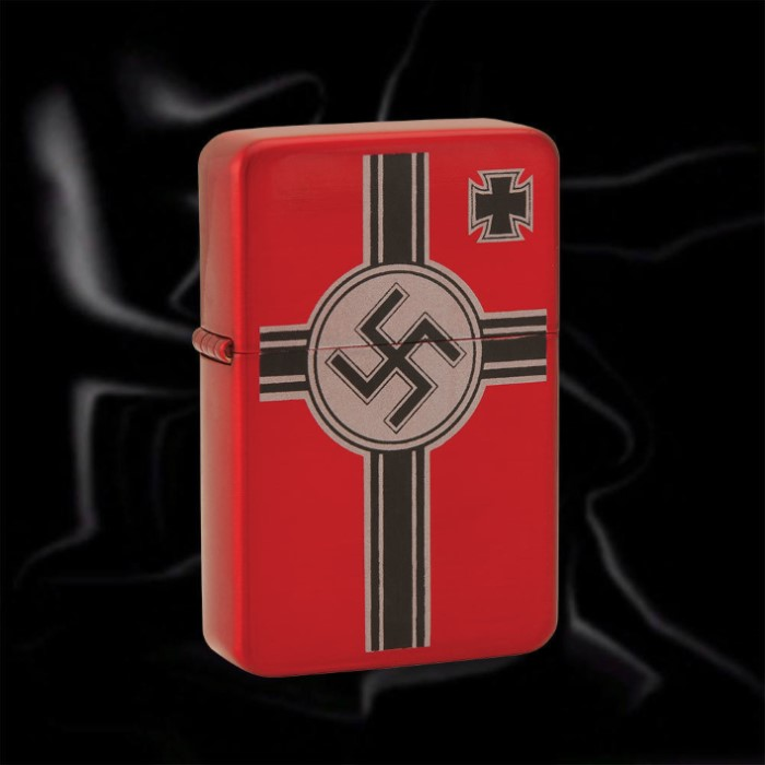 German Nazi Windproof Lighter Kennesaw Cutlery