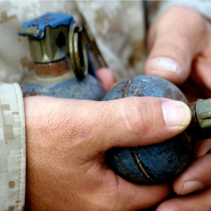 Baseball Grenade Paperweight | BUDK com - Knives & Swords At