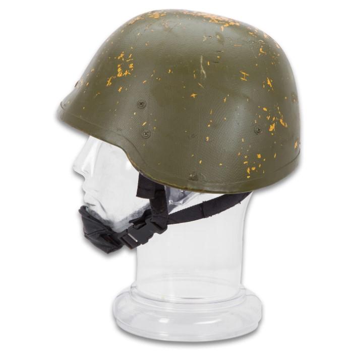 NATO Polish Kevlar Helmet - Genuine Military Surplus, Used