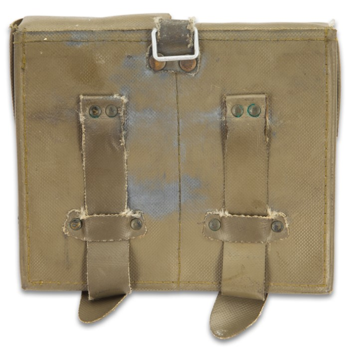 German G3 Old Style Double Magazine Pouch - Genuine Military Surplus
