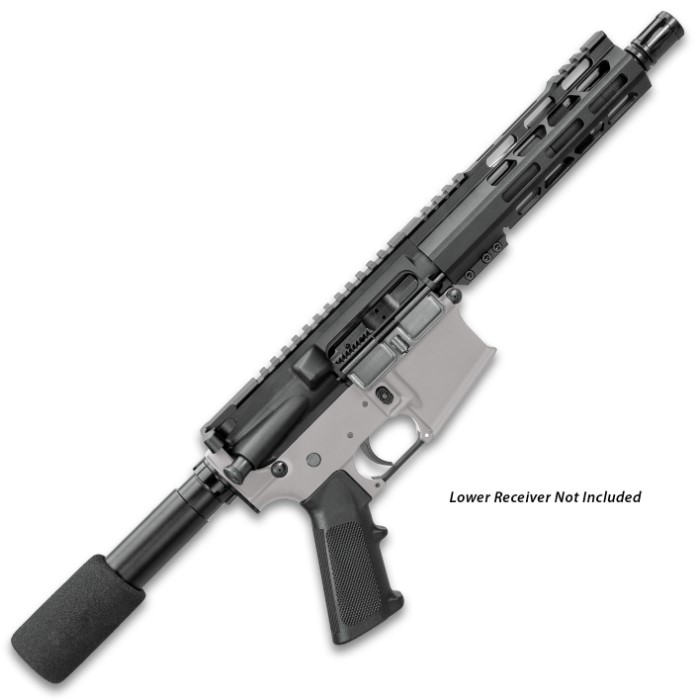 TacFire AR-15 Pistol Build Kit - Fits Standard AR-15 Lower