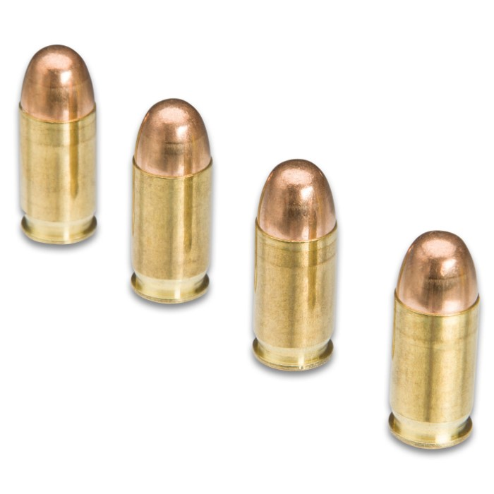 Magtech  380 Automatic 85gr Full Metal Jacket (FMJ