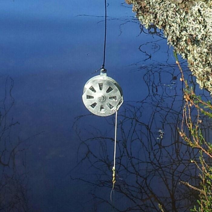 Automatic reel fishing yo yo survival for Fishing yo yo