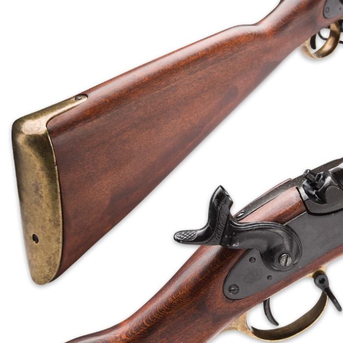 1853 Civil War Enfield Rifle Musket Replica | Cutlery USA