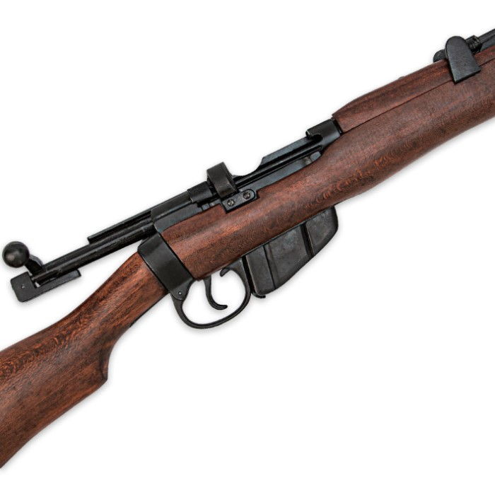lee enfield magzine how to clean