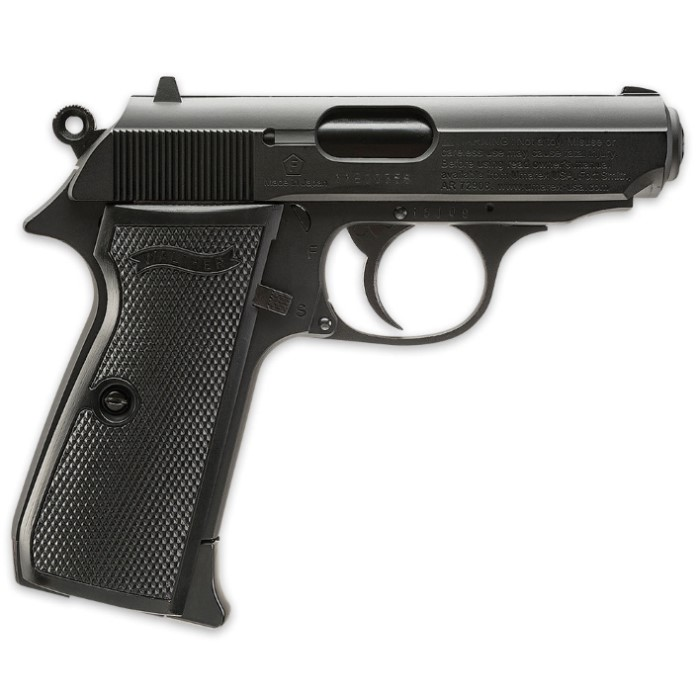 Walther PPK/S Air Pistol | BUDK com - Knives & Swords At The