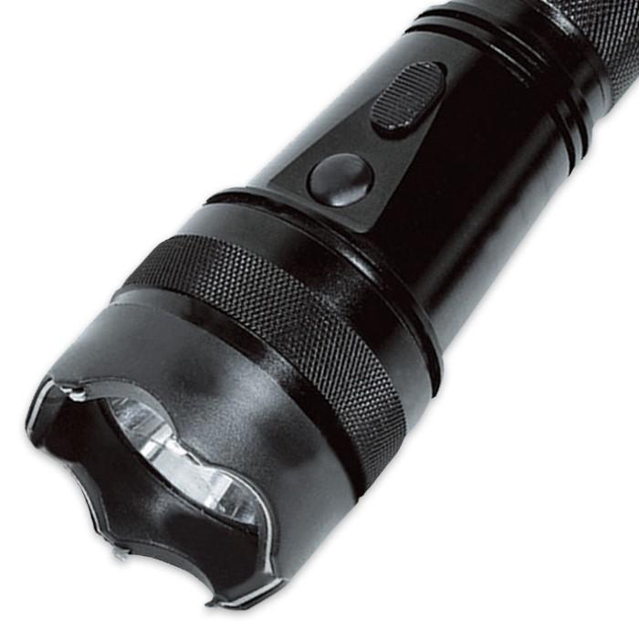 Flashlight Taser Stop Working