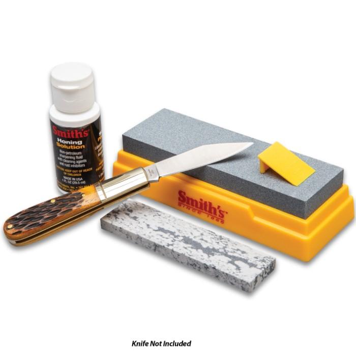 Smith's 2 Stone Sharpening Kit