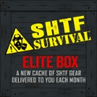 SHTF Mystery Survival Gear Monthly Subscription Box - ELITE