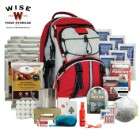 Wise Company 5-Day Survival Backpack - Red